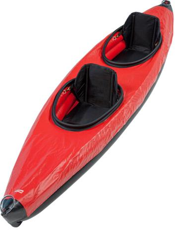 Grabner Spraycover for Holiday 3 2-Seater, red/black
