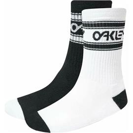 Oakley B1B Socks (2 Pack)