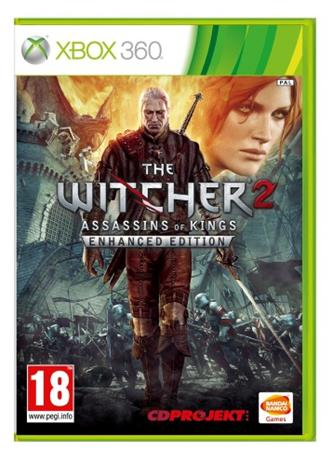 The Witcher 2: Assassins of Kings - Enhanced Edition, Xbox 360 -peli