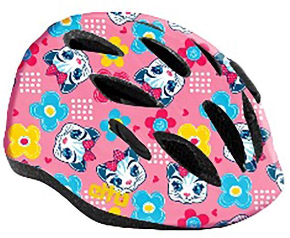 Etto Safe Rider Pyöräilykypärä, Sunny Cat