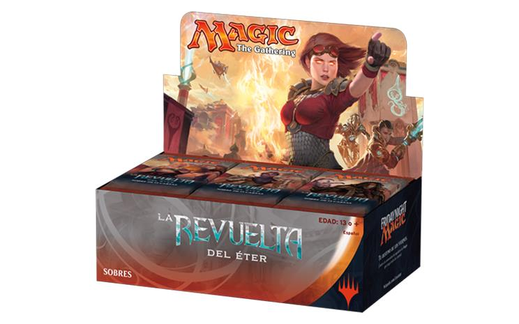 Aether Revolt Booster Display Box (Spanish)