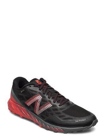 New Balance Mtunkngt Shoes Sport Shoes Running Shoes Musta New Balance BLACK