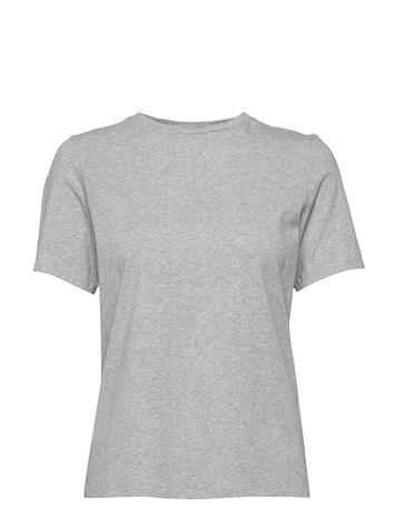 Peak Performance W Super Tee T-shirts & Tops Short-sleeved Harmaa Peak Performance MED GREY MEL