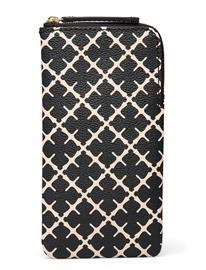 By Malene Birger Sunnies Bags Card Holders & Wallets Wallets Musta By Malene Birger BLACK