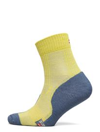 Danish Endurance Merino Wool Light Hiking Socks 1 Pack Underwear Socks Regular Socks Keltainen Danish Endurance YELLOW/BLUE GREY
