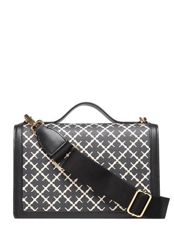 By Malene Birger Loenna Bags Small Shoulder Bags - Crossbody Bags Musta By Malene Birger BLACK