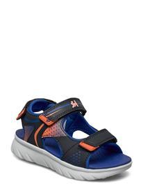 Leaf Agen Shoes Summer Shoes Sandals Sininen Leaf NAVY