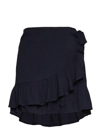 Second Female Kimmy Short Skirt Lyhyt Hame Sininen Second Female NAVY
