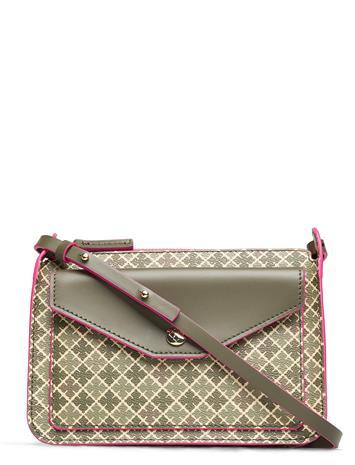 By Malene Birger Elsie Bag Bags Small Shoulder Bags - Crossbody Bags Hopea By Malene Birger OLIVE NIGHT
