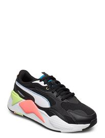 PUMA Rs-X Millenium Matalavartiset Sneakerit Tennarit Valkoinen PUMA PUMA BLACK-PUMA WHITE