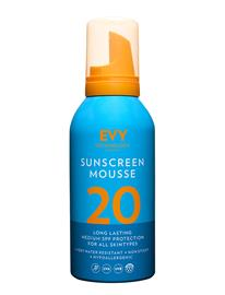EVY Technology Sunscreen Mousse Spf 20 Beauty MEN Skin Care Sun Products Body Nude EVY Technology NO COLOUR