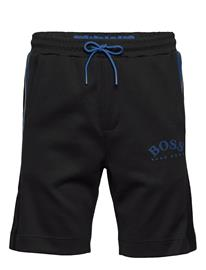 BOSS Headlo Shorts Sport Shorts Musta BOSS BLACK