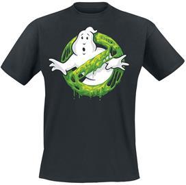 Ghostbusters - I Ain't Afraid Of No Ghost - T-paita - Miehet - Musta