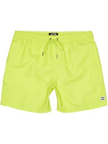 Billabong All Day Layback Boardshorts neon yellow Miehet