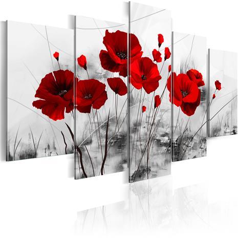 Artgeist Poppies Red Miracle taulusetti