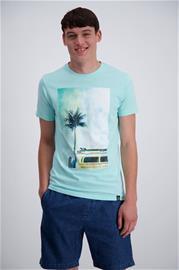 Shine Surf miesten t-paita