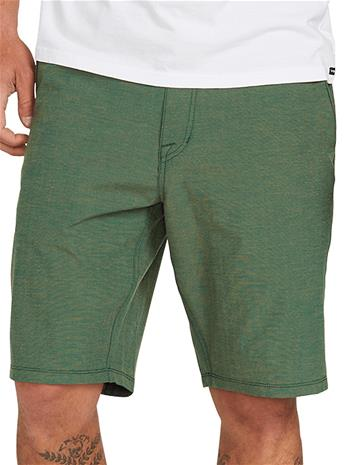 Volcom Frickin Snt Slub 20'' Shorts cilantro green Miehet