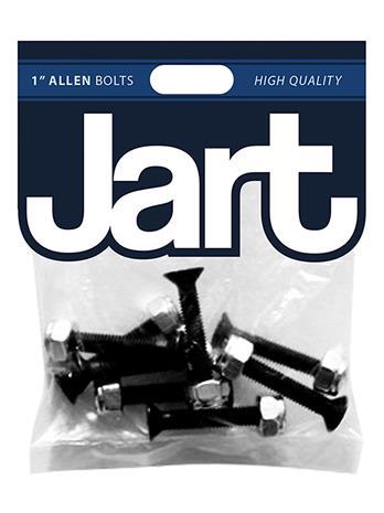 """Jart Bolts & Nuts 1"""""""" Allen Jart Pack uni"""