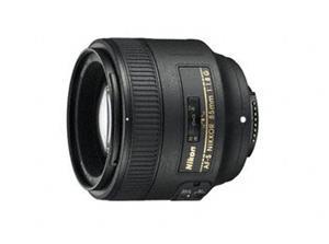 Nikon AF-S Nikkor 85mm f/1.8G, objektiivi