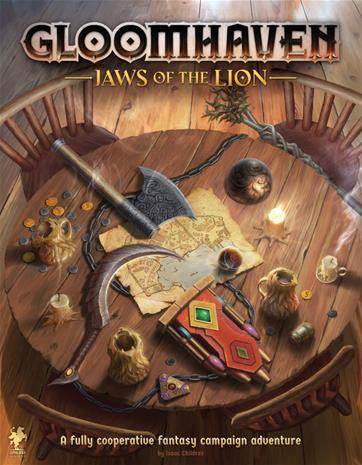 Gloomhaven: Jaws of the Lion Lautapeli
