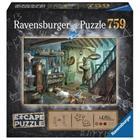 RAVENSBURGER - Escape Puzzle 759 kappaletta Terrorin kellari