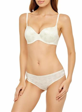 Marc & Andrä© naisten rintaliivit, luonnonvalkoinen 75B
