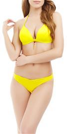 Marc & Andrä© naisten bikini yläosa, keltainen 36