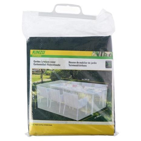 Överdrag för trädgårdsmöbler 210x210x90cm, WindowTreatmentAccessories