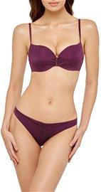 Marc & Andrä© naisten bikini yläosa, violetti 38B
