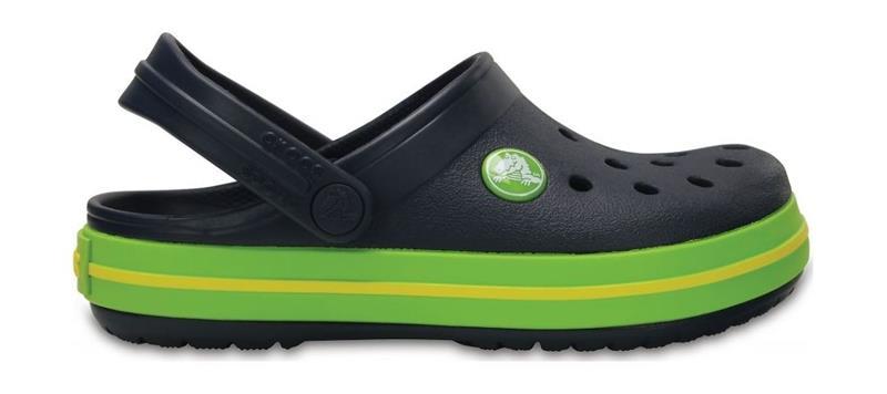 "Crocsâ""¢ lasten vapaa-ajan kengät Kids' Crocband Clog, sininen 28"
