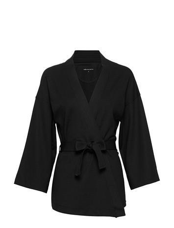 Röhnisch Budo Jacket Kimonos Musta Röhnisch BLACK