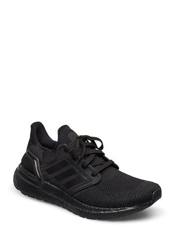 adidas Performance Ultraboost 20 W Shoes Sport Shoes Training Shoes- Golf/tennis/fitness Musta Adidas Performance CBLACK/CBLACK/SOLRED