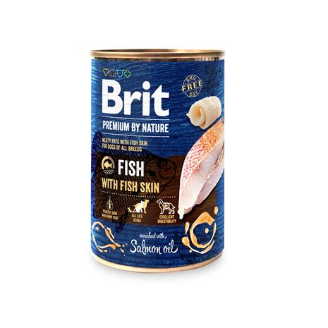 Brit Premium by Nature kala-kalannahka 400 g