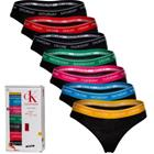 Calvin Klein 7 pakkaus CK One Days Of The Week Thongs * Ilmainen Toimitus *