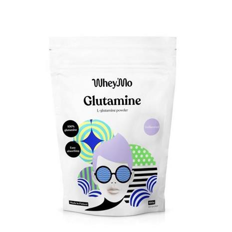 WHEY'MO Glutamine, 600 g