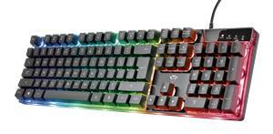 Trust GXT 835 Azor, pelinäppäimistö