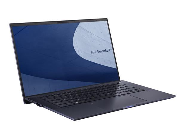 """Asus ExpertBook B9 B9450FA-BM0524R (Core i7-10510U, 16 GB, 512 GB SSD, 14"""", Win 10 Pro), kannettava tietokone"""