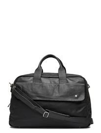 Still Nordic Thor Weekend Bag Bags Weekend & Gym Bags Musta Still Nordic BLACK