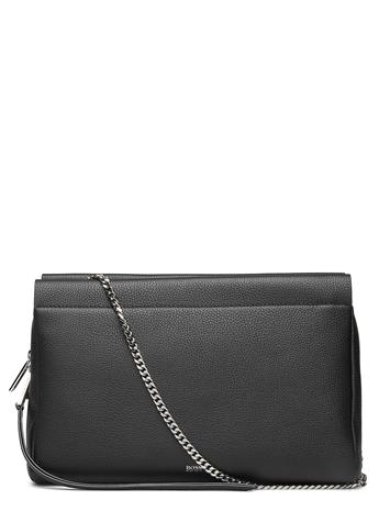 BOSS Katlin Clutch-R Bags Small Shoulder Bags - Crossbody Bags Musta BOSS BLACK