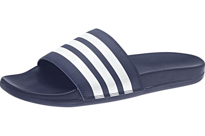 adidas Adilette Comfort Slides Men, dark blue