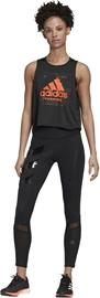 adidas How we do Long Tights Women, black