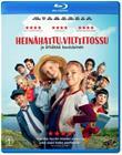 Heinähattu, Vilttitossu ja ärhäkkä koululainen (Blu-Ray), elokuva