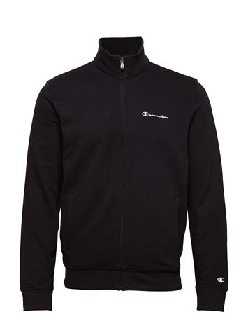 Champion Full Zip Sweatshirt Svetari Collegepaita Musta Champion BLACK BEAUTY