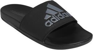 adidas Adilette Comfort Slides Women, core black/silver metal/core black, Uintitarvikkeet