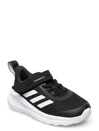adidas Performance Fortarun El I Tennarit Sneakerit Kengät Musta Adidas Performance CBLACK/FTWWHT/CBLACK
