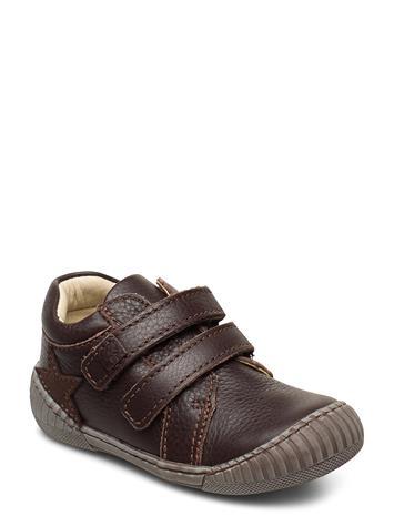 Arauto RAP Ecological Low Boot, Soft Leather, Medium Fit Bootsit Nauhalliset Saapikkaat Ruskea Arauto RAP 31-BROWN