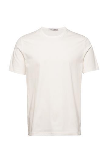 Tiger of Sweden Olaf T-shirts Short-sleeved Kermanvärinen Tiger Of Sweden COCONUT MILK