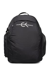 Calvin Klein Performance Icon Backpack 38cm Reppu Laukku Musta Calvin Klein Performance BLACK