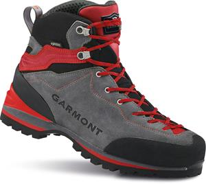 Garmont Ascent GTX Saappaat Miehet, grey/red