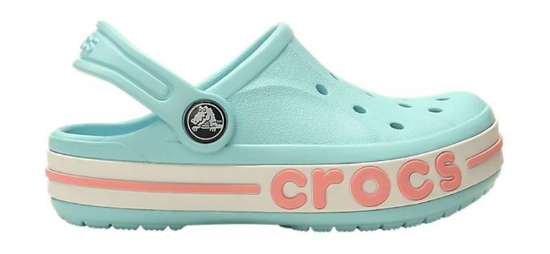 """Crocsâ""""¢ lasten vapaa-ajan kengät Bayaband Clog Kid's, sininen 35"""